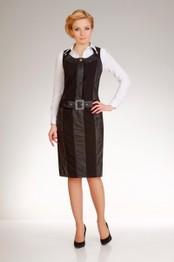 Платье Сарафан Из Льна